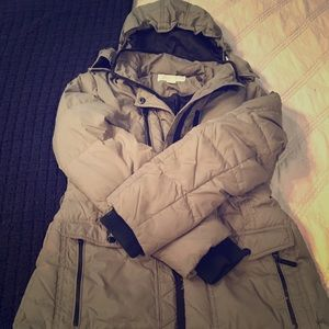 Michael Kors Winter Down Puffer Coat